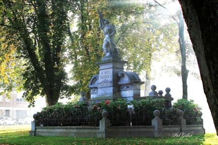 Relais sacré - Commémoration de la guerre 14-18
