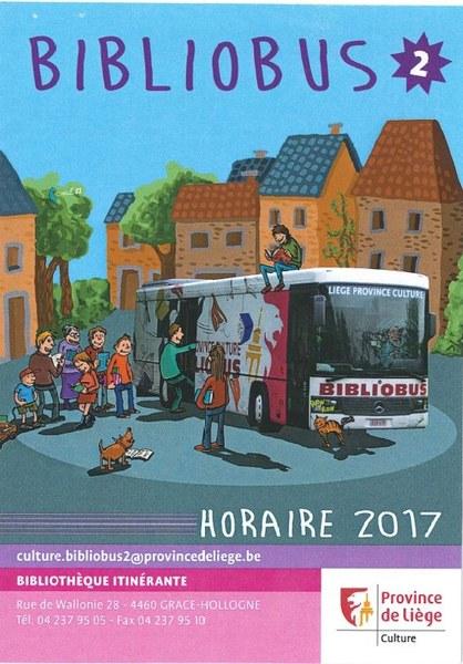 Horaire bibliobus 2017-2