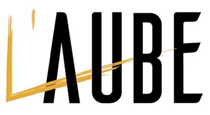 L'aube Logo