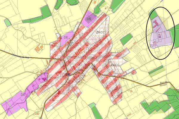 Parc Artisanal Plan de Secteur